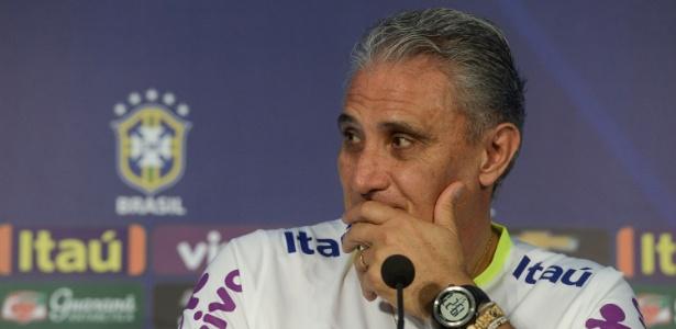 Tite falou sobre mudanças no time titular do Brasil
