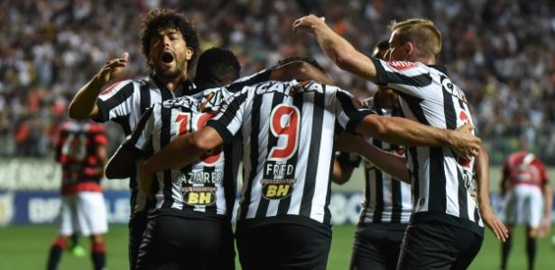 Jogadores do Atlético-MG confiam em rápida reação para o time voltar a brigar por G-6