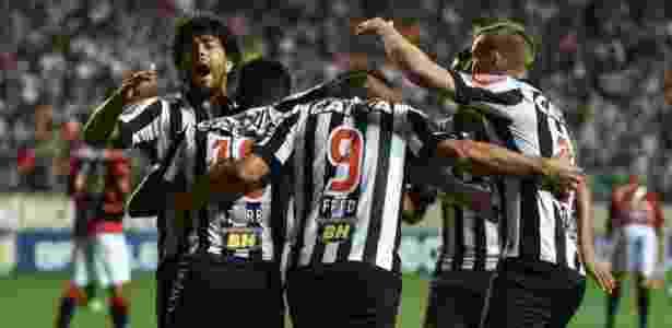 Jogadores do Atlético-MG confiam em rápida reação para o time voltar a brigar por G-6 - André Yanckous/AGIF