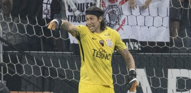 Cássio quer jogar as três partidas restantes do Corinthians no Brasileirão - Daniel Augusto Jr/Agência Corinthians