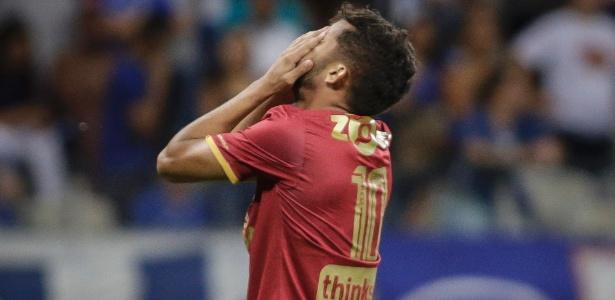 Jogador não apareceu na data marcada para a reapresentação e preocupa o clube