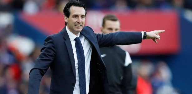 Unai Emery pode estar de saída do Paris Saint-Germain