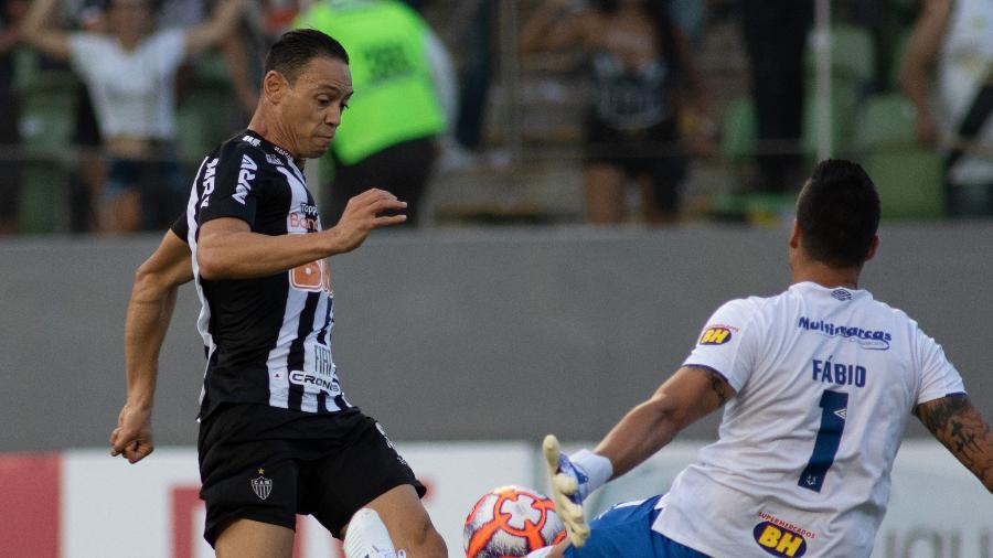 Ricardo Oliveira esteve na mira do São Paulo - Marcelo Alvarenga/AGIF