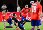 Argentina e Chile empatam sem gols em amistoso