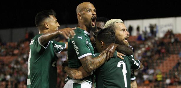 Palmeiras se solta após erros do Ituano e mostra uma nova cara