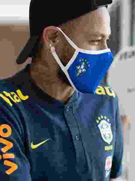 Neymar - Lucas Figueiredo/CBF - Lucas Figueiredo/CBF