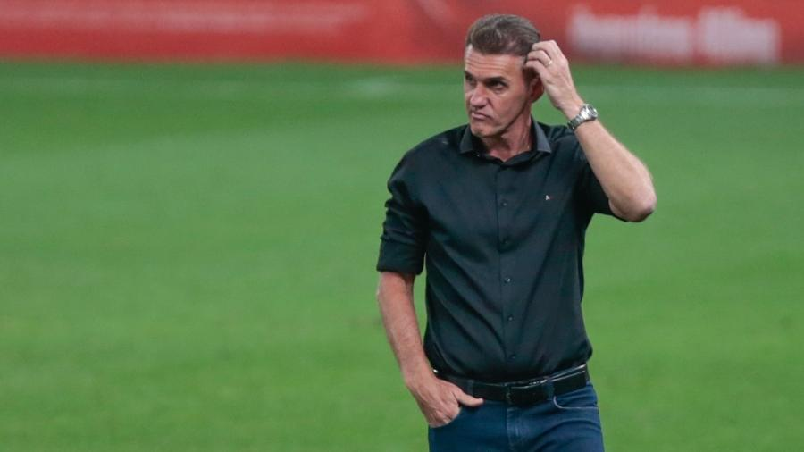 Vagner Mancini sofre com desfalques para escalar o Corinthians contra o Bahia - Marcello Zambrana/AGIF