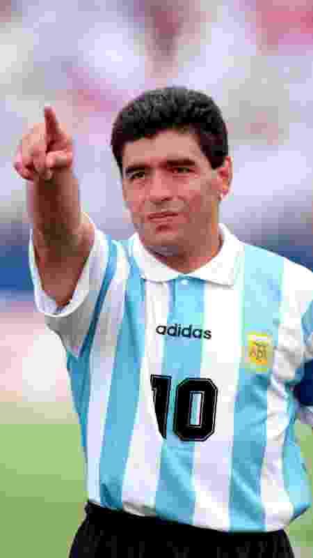 maradona - Tony Marshall - EMPICS/PA Images via Getty Images - Tony Marshall - EMPICS/PA Images via Getty Images