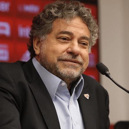 Julio Casares, presidente do São Paulo - Rubens Chiri / saopaulofc.net