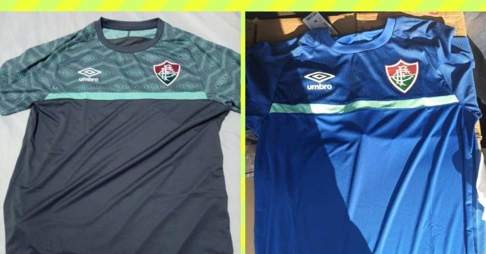 futebol muleke - vaza camisa nova fluminense
