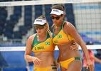 Ana Patrícia e Rebecca anunciam fim da dupla no vôlei de praia