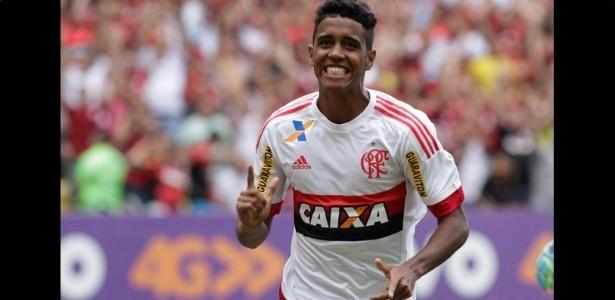Gabriel pode trocar o Grêmio pelo Flamengo se não jogar nesta segunda - Staff Images / Twitter Maracanã
