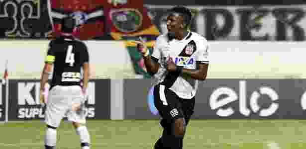 Carlos Gregório Júnior / Site oficial do Vasco