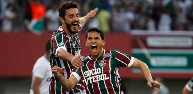 Magno Alves vive seus últimos dias como jogador do Fluminense