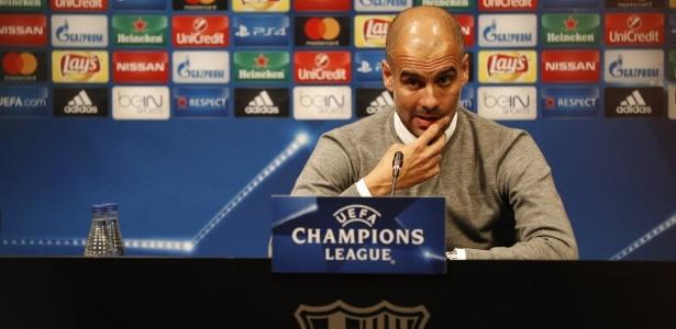 Guardiola se defendeu das críticas após derrota por 4 a 0 contra o Barcelona no Camp Nou