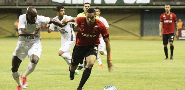 Fluminense jogou para quase ninguém em Xerém: público de menos de 1.200 pessoas - Carlos Insaurriaga/GE Brasil