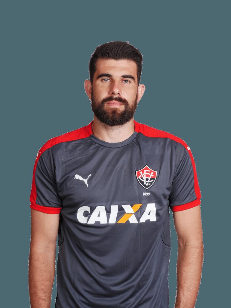 Fernando Miguel, goleiro do Vitória
