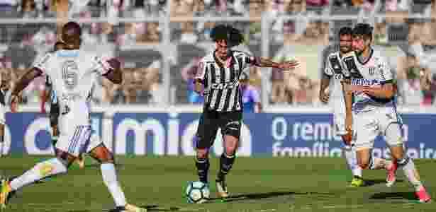 Revelado pelo Inter, Valdívia vai enfrentar os gaúchos pela 1ª vez como profissional - Bruno Cantini/Clube Atlético Mineiro
