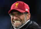 Técnico do Liverpool ironiza gafe que