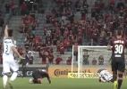 Fernando Diniz contesta expulsão em empate entre Atlético-PR e Ceará - Reprodução TV CAP