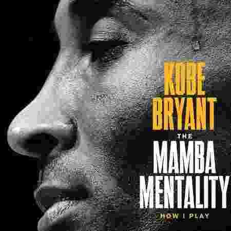 Capa do novo livro de Kobe Bryant - Reprodução