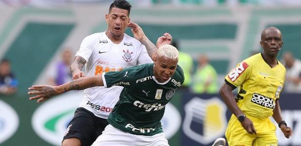 Santos e Palmeiras se enfrentam com problemas na posição de centroavante -  22 02 2019 - UOL Esporte 96a7ad3af330e