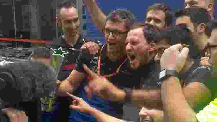 Funcionários Toro Rosso - José Edgar de Matos/UOL Esporte - José Edgar de Matos/UOL Esporte