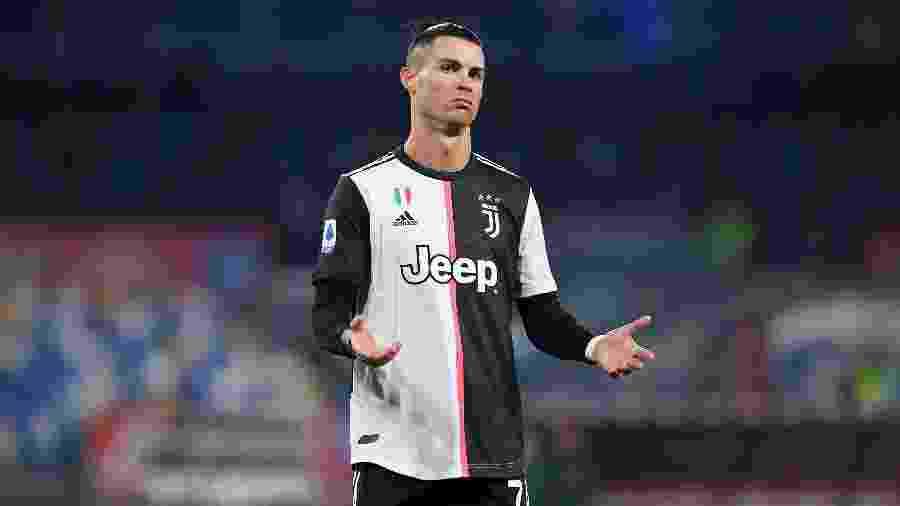 Cristiano Ronaldo deve ser a grande aposta do Juventus na final de hoje - Francesco Pecoraro/Getty Images