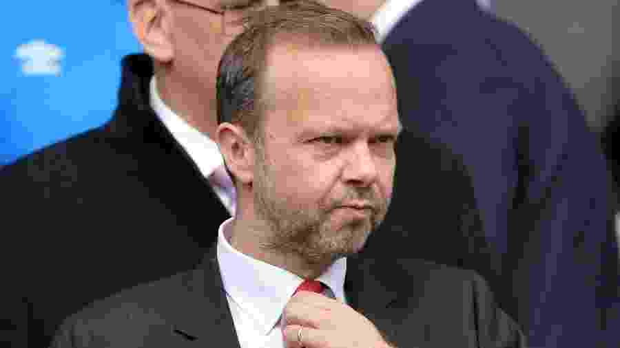 Ed Woodward, vice-presidente executivo do Manchester United - REUTERS/Peter Powell