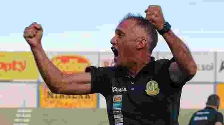 Eduardo Baptista colocou o Mirassol na Série C do Brasileirão - Divulgação - Divulgação