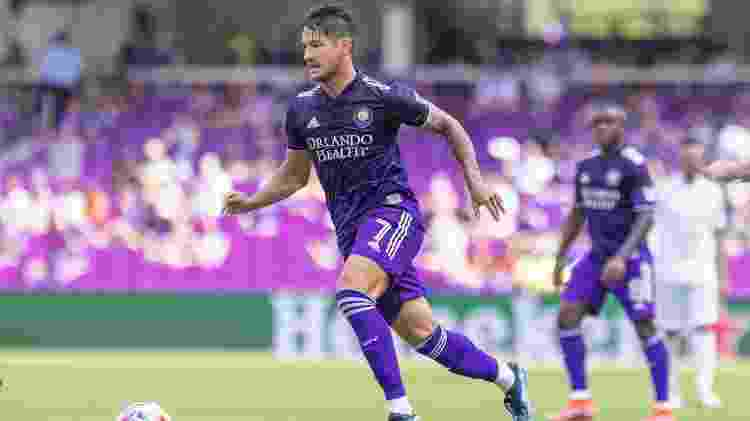 Alexandre Pato em sua estreia pelo Orlando City, no Estados Unidos - Divulgação/Orlando City - Divulgação/Orlando City