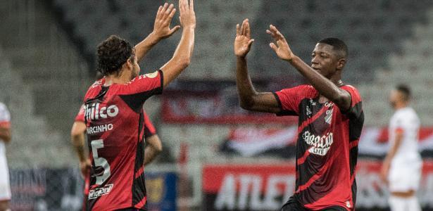 Com quatro vitórias, Athletico consegue seu melhor início de Brasileirão
