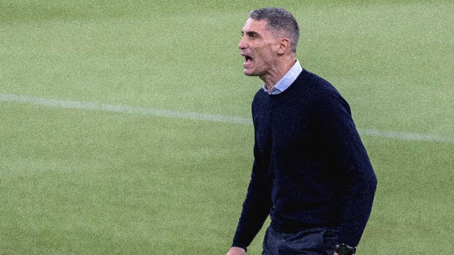 Juan Pablo Vojvoda, do Fortaleza, é o técnico sensação do futebol brasileiro - Robson Mafra/AGIF