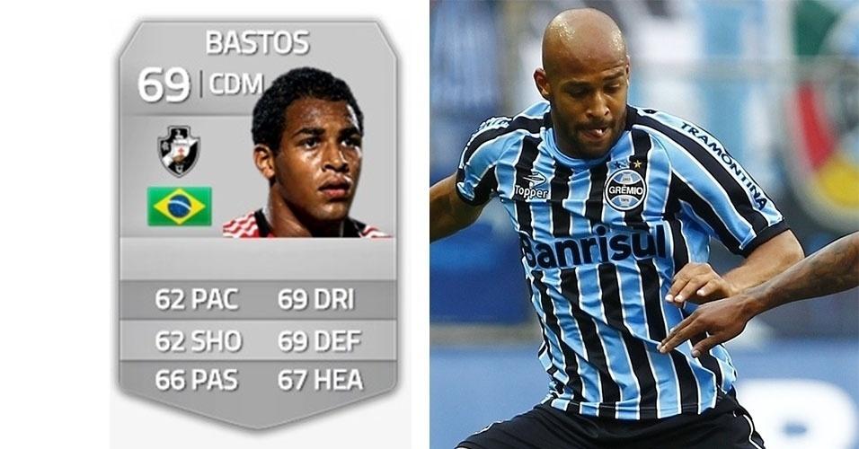 Fellipe Bastos quer receber R$ 320 mil da Eletronic Arts por ter sua imagem utilizada nos jogos Fifa Soccer e Fifa Manager