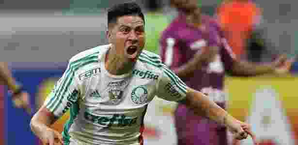 Cristaldo marcou o único gol do Palmeiras na derrota para a Ferroviária - Cesar Greco/Ag Palmeiras