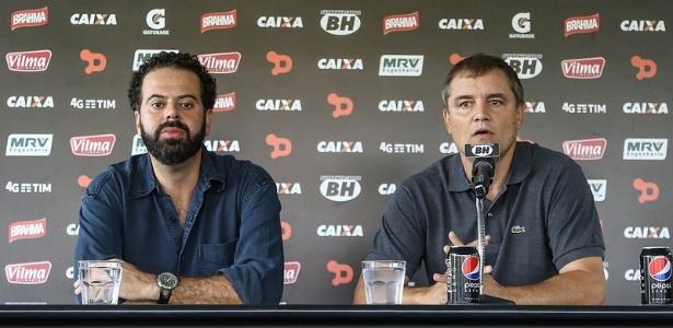 Daniel Nepomuceno demitiu Diego Aguirre e Marcelo Oliveira nesta temporada - Bruno Cantini/Clube Atlético Mineiro