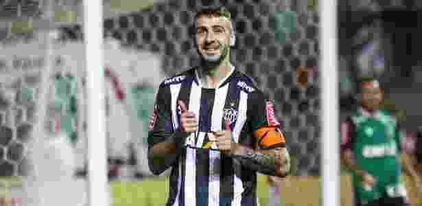 O atacante Lucas Pratto - Bruno Cantini/Atlético - Bruno Cantini/Atlético
