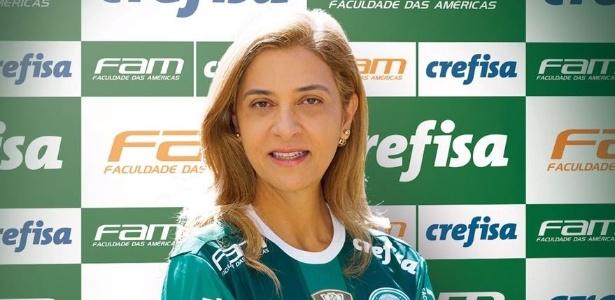 Leila Pereira briga por vaga no Conselho Deliberativo