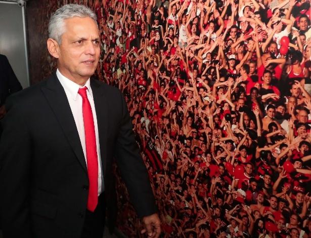Reinaldo Rueda: indefinição sobre contrato deixa diretoria do Flamengo irritada