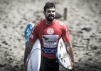 """Sem apoio e viajando com milhas, """"tiozão"""" vai à elite do surfe pela 1ª vez - WSL / WSL/POULLENOT"""