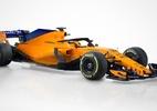 """McLaren apresenta novo carro com o retorno da cor laranja: """"Ouvimos os fãs"""" - McLaren"""