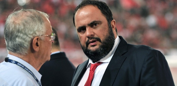 Evangelos Marinakis, proprietário do Olympiacos