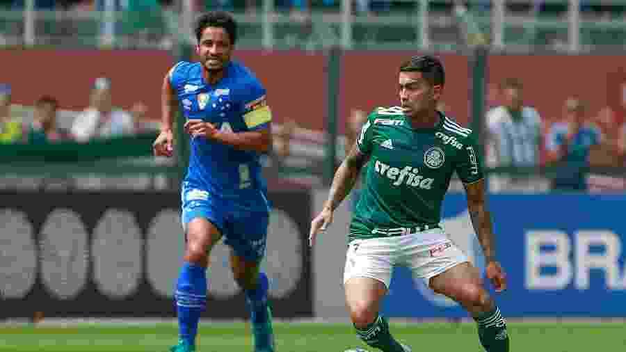 Flertando com a zona do rebaixamento, Cruzeiro luta para evitar sua pior campanha em um 1º turno de Brasileirão - Marcello Zambrana/AGIF
