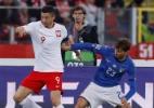 Itália vence Polônia com gol nos acréscimos pela Liga das Nações - REUTERS/Kacper Pempel