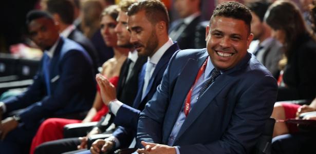 Ronaldo se tornou acionista majoritário do Real Valladolid em setembro deste ano - Laurence Griffiths - FIFA/Getty Images