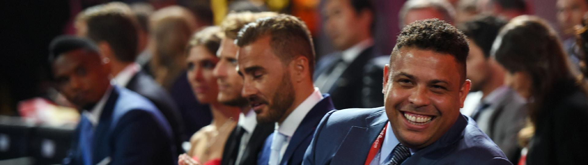 Ronaldo se tornou acionista majoritário do Real Valladolid em setembro deste ano