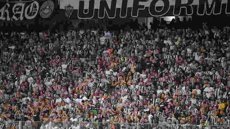 Atlético-MG recebe o Internacional, na manhã de domingo, no Independência - Bruno Cantini/Atlético-MG