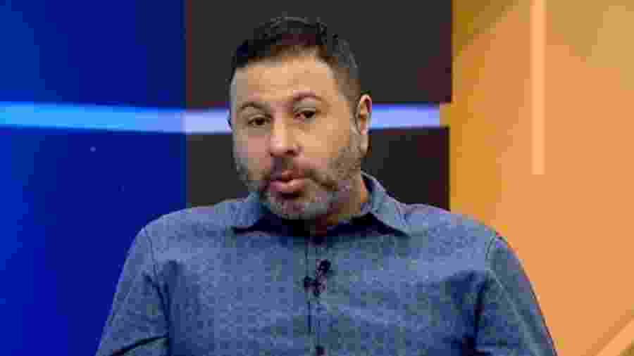 """Para Mário Marra, Fernando Diniz virou novamente uma aposta """"de alto risco"""" - Reprodução/ESPN Brasil"""