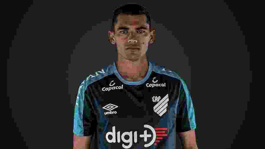 Santos, goleiro do Athletico-PR, convocado por Tite para amistosos da seleção em novembro - Divulgação/Site oficial do Athletico-PR
