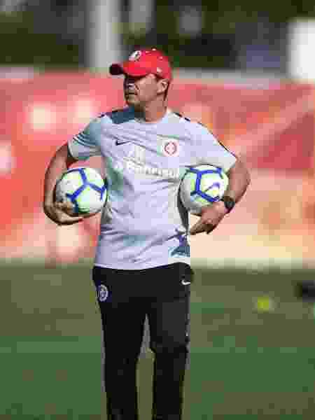 Zé Ricardo convive com problemas e Inter despenca em aproveitamento - Ricardo Duarte/Inter